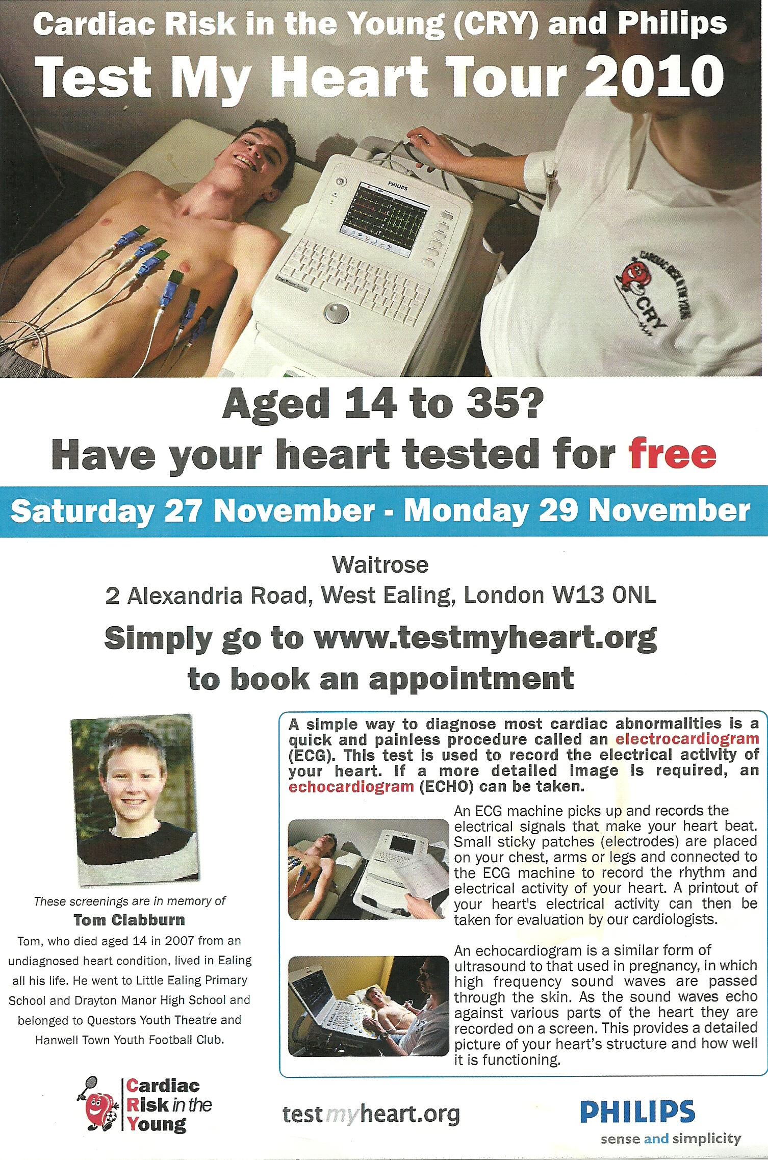 cardiac risk free