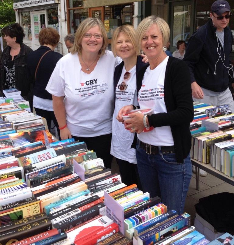Claire book sale 2013