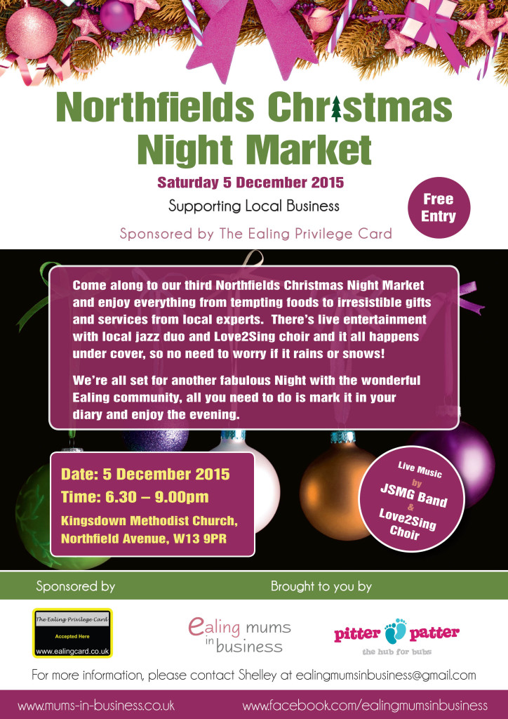 Night Market 2015